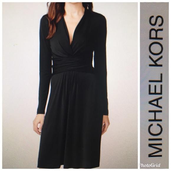 Michael Kors Dresses & Skirts - 👗MICHAEL KORS WRAP DRESS 👗